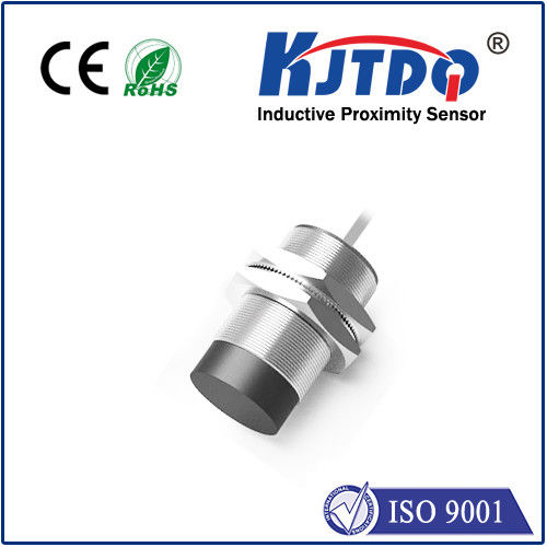 Unshielded DC NO NC Inductive Proximity Sensor IP67 Protection ISO9001